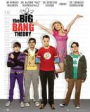 The Big Bang Theory-Line Up Captain Future Wizard of Science Television Ba Zn Ga Elements Big Bang Theory - Season 5 Mini Poste Big Bang Theory Sheldon Bazinga Television Poster I Love Science (Milky Way) Big Bang Theory Group Lifesize Standup big bang theory