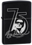 Roy Orbison - Black Matte Zippo Lighter