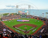 AT&T Park Game 1 of the 2012 MLB World Series