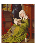 Mary Magdalene Reading, about 1435