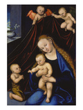 Mary with the Infant Christ and St. John