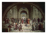 School of Athens, 1509/1510