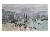 Port De Mer (Le Havre), 1874