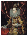 Portrait of Infanta Isabella Clara Eugenia of Spain