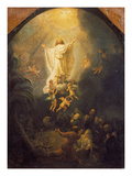 Buy Ascension of Christ, 1636 at AllPosters.com