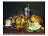 Still Life with Boiled Potatoes, 1836