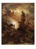 Walpurgis Night (From Goethe's Faust). before 1866