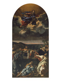 The Ascension of the Virgin, 1631 Giclee Print