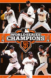 San Francisco Giants 2012 World Series Champions