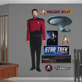 Star Trek Next Generation - Commander William T. Riker