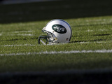 New York Jets - Dec 18, 2011: New York Jets Helmet