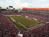 Tampa Bay Buccaneers - Sept 30, 2012: Raymond James Stadium