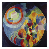Circular Shapes, Sun and Moon, 1912/31