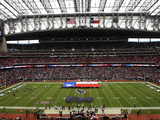 Houston Texans - Sept 30, 2012: Reliant Stadium