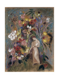 Woman in Flowers, 1904,