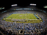 Carolina Panthers - Sept 20, 2012: Bank of America Stadium