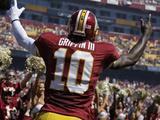 Washington Redskins - Sept 23, 2012: Robert Griffin III