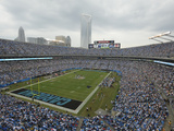Carolina Panthers - Sept 16, 2012: Bank of America Stadium