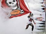 Tampa Bay Buccaneers - Sept 9, 2012: Ronde Barber