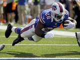 Buffalo Bills - Sept 16, 2012: C. J. Spiller