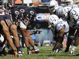 Chicago Bears - Sept 9, 2012: Bears v Colts