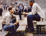 Shawshank Redemption - Tom Robbins and Morgan Freeman