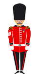 Grenadier Guard Art Print