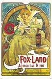 Buy Fox Land Jamaica Rum at AllPosters.com