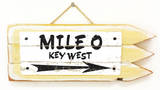 Mile 0 Key West Vintage
