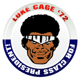Marvel Comics Retro: Luke Cage, Hero for Hire (aged)