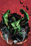 Ultimate Origins #4 Cover: Hulk