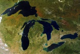 Great Lakes in North America