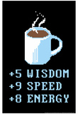 Coffee Points Poster