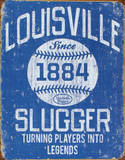 Buy Louisville Slugger - Blue at AllPosters.com