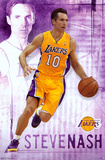 Steve Nash - Los Angeles Lakers Poster