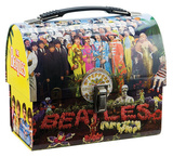 Buy The Beatles Sgt Pepper's Dome Tin Lunchbox at AllPosters.com