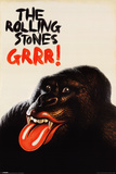 Rolling Stones-Grr Poster