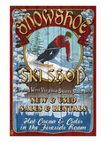 Buy Snowshoe, West Virginia - Ski Shop at AllPosters.com