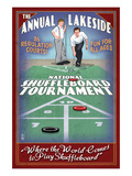 Lakeside, Ohio - Shuffleboard Tournament