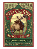 Yellowstone National Park - Elk Root Beer