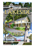 Lakeside, Ohio - Montage Scenes