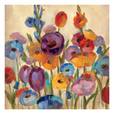Buy Garden Hues I at AllPosters.com