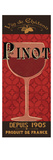 Red Label IV Giclee Print