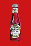 Heinz Tomato Ketchup Poster