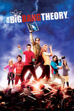 Big Bang Theory - Season 5 Maxi poster