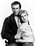 The Naked Spur, James Stewart, Janet Leigh, 1953