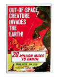 20 Million Miles to Earth, 1957