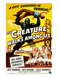 The Creature Walks Among Us, 1956