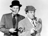 Abbott and Costello Meet the Invisible Man, Bud Abbott, Lou Costello, 1951