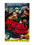 Werewolf of London, Warner Oland, Henry Hull, 1935